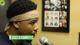 COZZ Describes The Road To Dreamville & Meeting J. Cole