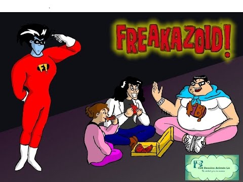 #34  - Freakazoid - Ces dessins animés-là qui méritent qu'on s'en souvienne