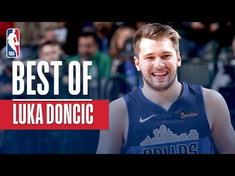 Luka Doncic's February Highlights | KIA West Rookie of the Month