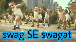 Baixar Baby dance swag se swagat