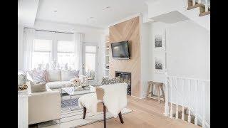 An Hgtv Designer's Living Room Gets A Scandi Style Makeover