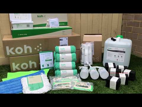 My biggest order of KOH / EkoWorx cleaning products for upcoming GIVEAWAYS not UK AUSTRALIA