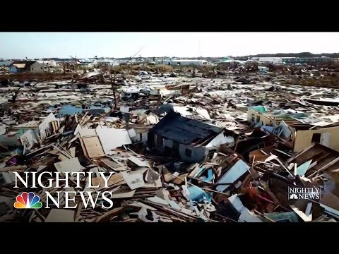 Mass Evacuations From Abaco Islands After Dorian's Destruction In The Bahamas | NBC Nightly News