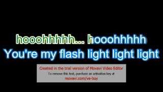 Flashlight duet with Jessie J Karaoke
