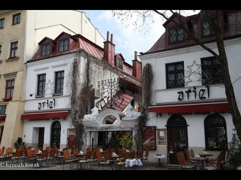 Krakow Jewish Ghetto District Tour