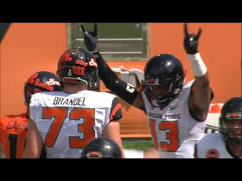 Recap: Oregon State offense tops defense in spring football game