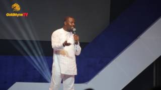 OKEY BAKASI GIVES THE REASON FOR XENOPHOBIA IN SOUTH AFRICA AT AYLIVE2017