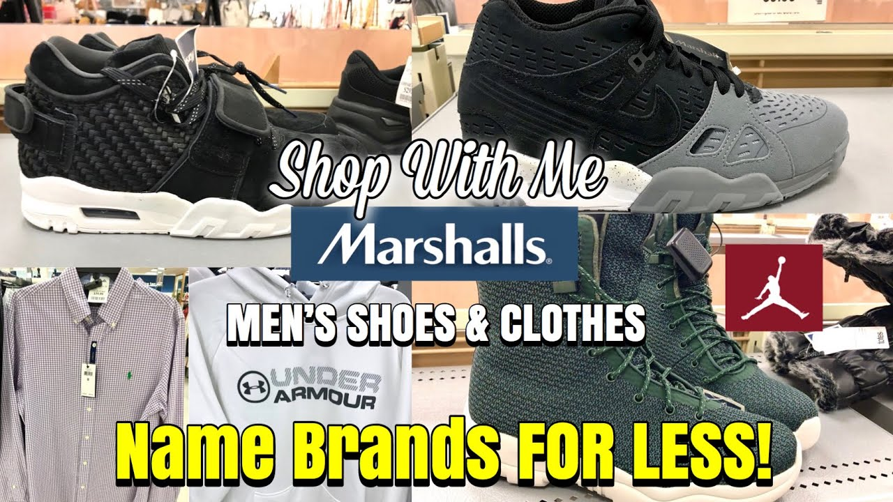 Marshalls SHOP WITH ME Men's SHOES