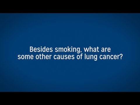 Can Non-Smokers Get Lung Cancer?