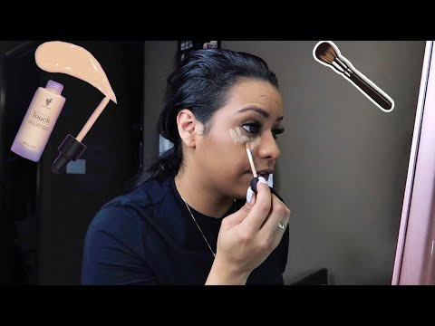 DOING MY MAKEUP?... EASY MAKEUP FOR BEGINNERS!! thumbnail