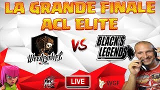 🔴 La grande FINALE ACL ÉLITE | Black