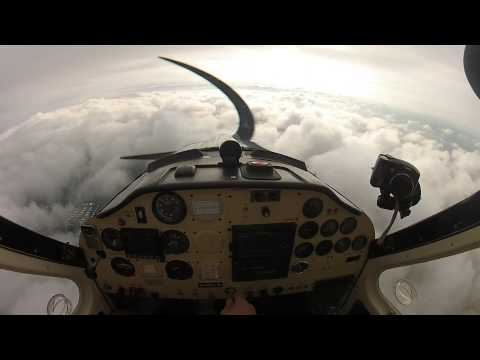 Flying  VFR into IMC
