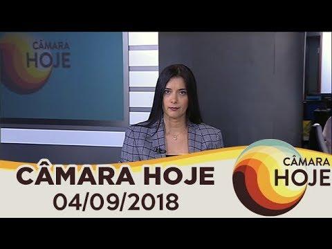 Câmara Hoje - Começa hoje terceiro esforço concentrado | 04/09/2018