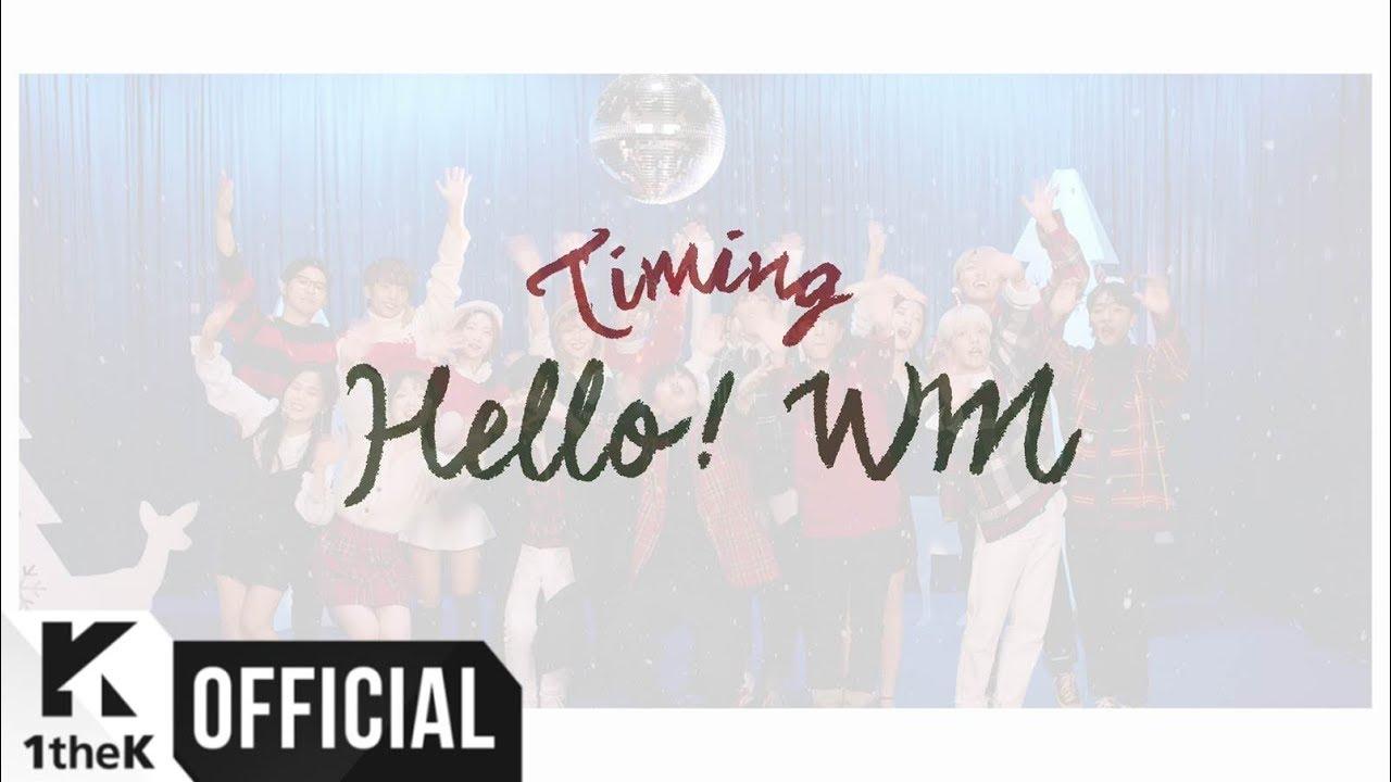 Download [MV] B1A4, OH MY GIRL(오마이걸), ONF(온앤오프) _ Timing(타이밍)