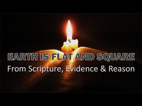 WHY THE OFFICIAL FLAT EARTH CIRCLE MODEL IS WRONG AND WHY IT MATTERS thumbnail
