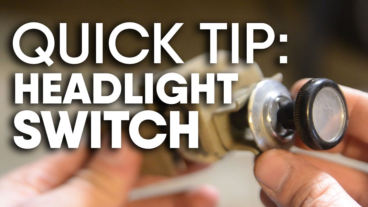small resolution of early bronco headlight switch removal h2 10