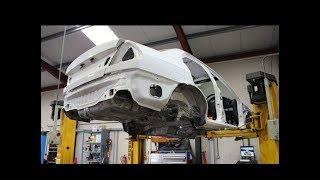 Mitsubishi EVO VI Tommi Makinen Edition Restoration Project