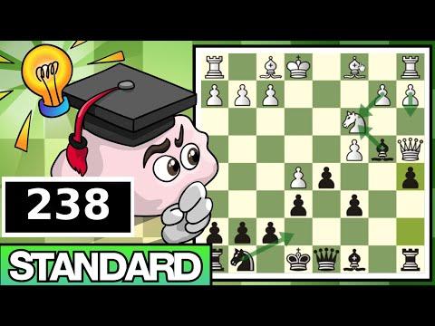 Standard Chess #238: FreshNakaJuice-L vs. IM Bartholomew (Caro-Kann Defense)