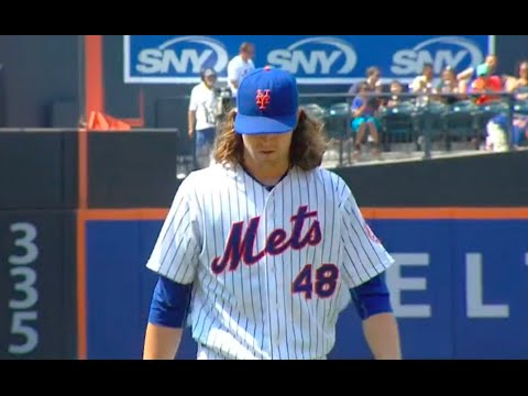 Jacob deGrom 2015 Highlights [New York Mets] - YouTube