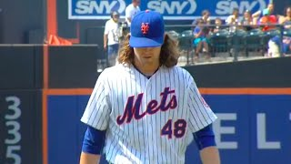 Jacob deGrom 2015 Highlights [New York Mets] thumbnail
