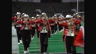 La Porte High School Band 1989 - UIL 5A State Marching Contest