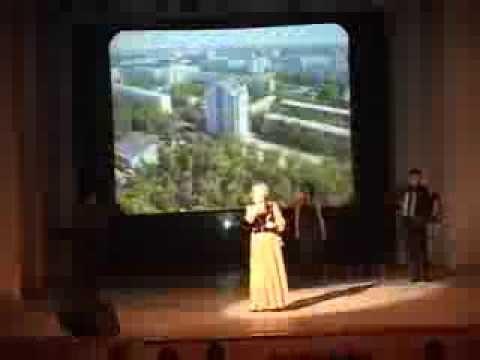 Концерт Халимы Габбасовой, 5 апреля 2013 года (БГФ).