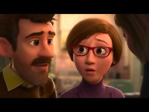 Inside Out - Sadness Saves Riley - Ending Scene (HD)