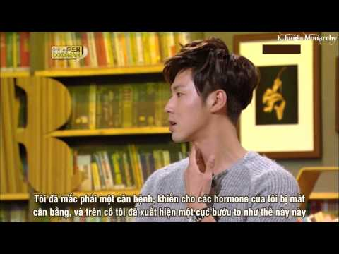 [Vietsub][121006] KBS Do Dream - TVXQ [K.Jung's Monarchy][1/5] Travel Video