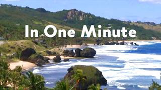 Barbados in One Minute
