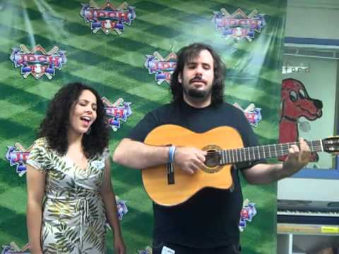 "Lizette Santana and Fernando Perdomo ""What Song Brightens Your Day?"""
