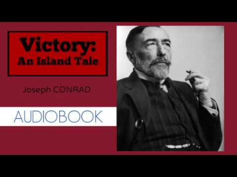 Victory by Joseph Conrad - Audiobook ( Part 1/2 )
