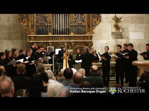 Italian Baroque Organ - Concert - Missa a San Ignacio (Domenico Zipoli)