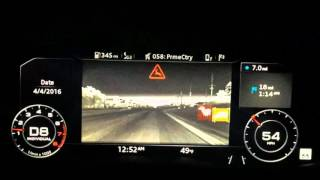 2017 Audi Q7 Night Vision (FLIR) Deer Animal Detection