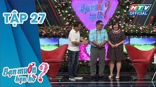 BẠN MUỐN HẸN HÒ 2019 | Hai cặp đôi sinh ra để dành cho nhau | BMHH 2019 #27 FULL | 15/4/2019