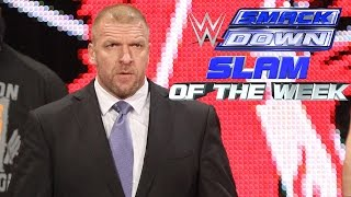 Bow Down to the Kings - WWE SmackDown Slam of the Week 11/21