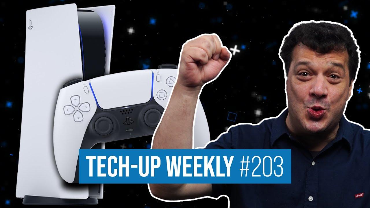 PS5 - Diese PS4-Spiele laufen - Big Navi - AMD bringt ganze Reihe - Tech-up Weekly #203