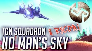 no man s sky roleplay part 1   ft rycon as captain blake hawkins