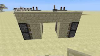 Smallest hidden 2x2 door Thumbnail