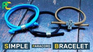 Video How to make a Simple Paracord Bracelet download MP3, 3GP, MP4, WEBM, AVI, FLV Oktober 2018