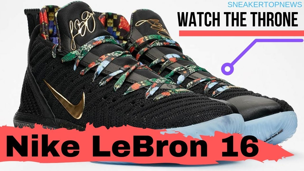new product a9702 8c4cd  LeBronWatch  BASKETBALL  UPCOMINGSNEAKERS
