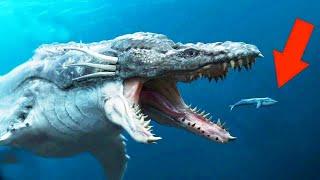 海洋動物でザ・モンスターと言えば?」と聞けば、多くの人が「メガロドン!」と答えることでしょう。 もちろんその通り。この巨大なサメ、本当に恐ろしかったのです! メガロドン ...