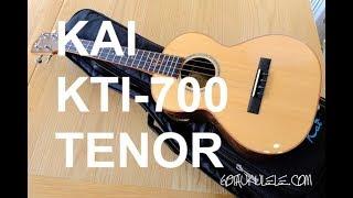 Got A Ukulele Reviews - Kai KTI-700 Tenor