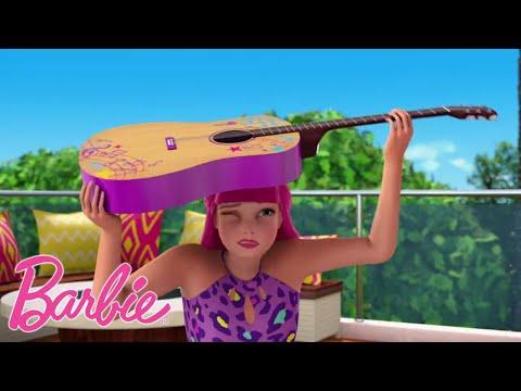 водная горка   Barbie Dreamhouse Adventures   Barbie Россия 3+