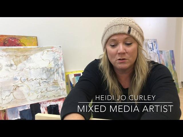 #MyCamas Series: Artist Heidi Jo Curley