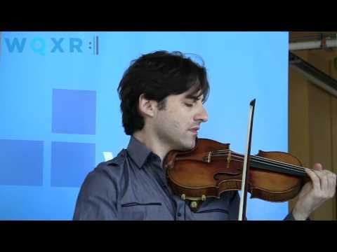 Cafe Concert: Philippe Quint