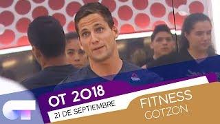 Clase de FITNESS con GOTZON | OT 2018