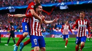 Atletico Madrid 1 VS Bayern Munich 0  Highlight UEFA League 2016