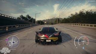 Need for Speed Heat - K.S Edition BMW i8 Coupe Gameplay