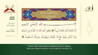 Fetih Sûresi (Fatih Çollak )