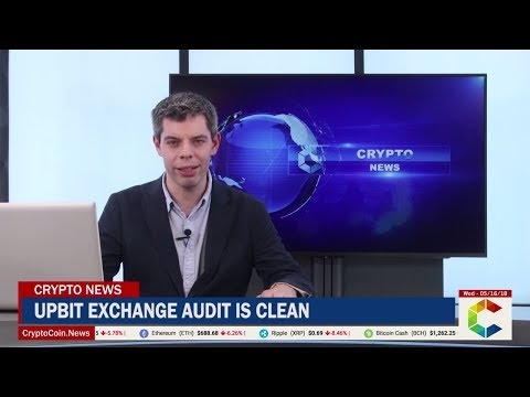 Crypto News: Upbit Exchange Audit Is Clean